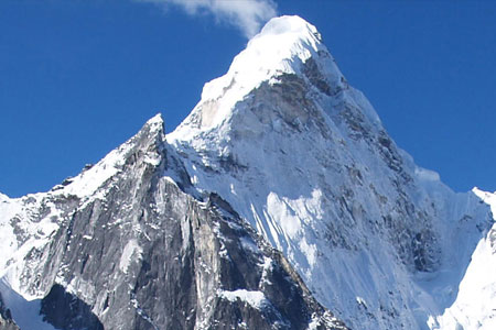 Mt Ama Dablam Expedition