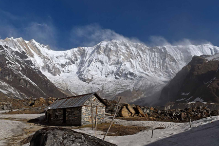 Mt Annapurna I Expedition