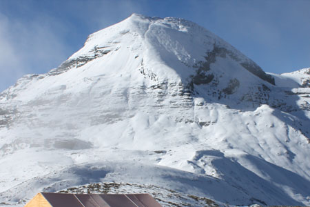 Mt Dhaulagiri Expedition