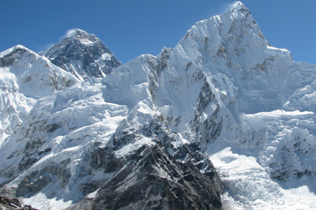 Mt Lhotse Expedition