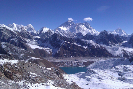 Everest 3 Pass Trekking